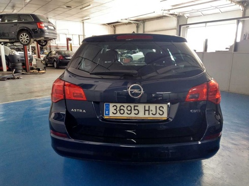 Opel Astra Sports Tourer  SELECTIVE 1.7 CDTI 125CV 6V