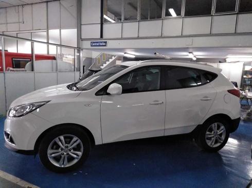 Hyundai ix35 1.7 CRDI 115CV 4X2 GLS TECNO