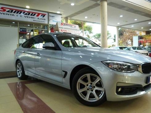 BMW Serie 3 Gran Turismo 320D AUTOMÁTICO UN SOLO PROPIETARIO LIBRO DE REVISIONES