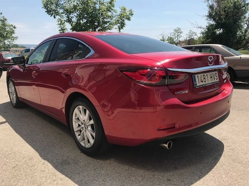 Mazda 6 2.2 DE 150cv Style Pack Safety 4p.