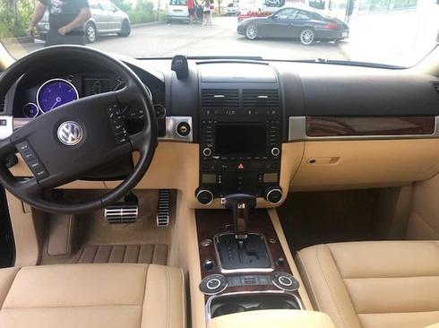 Volkswagen Touareg  5.0 V10 TDI Tiptronic 5p.