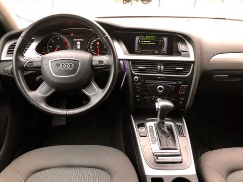 Audi A4 Avant 2.0tdi multifutronic 143cv